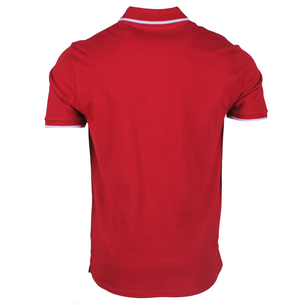 Twinlife  Twinlife - Polo pour Homme - Rouge