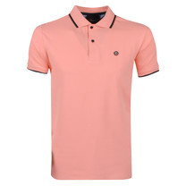 Twinlife  Twinlife - Polo pour Homme - Rose