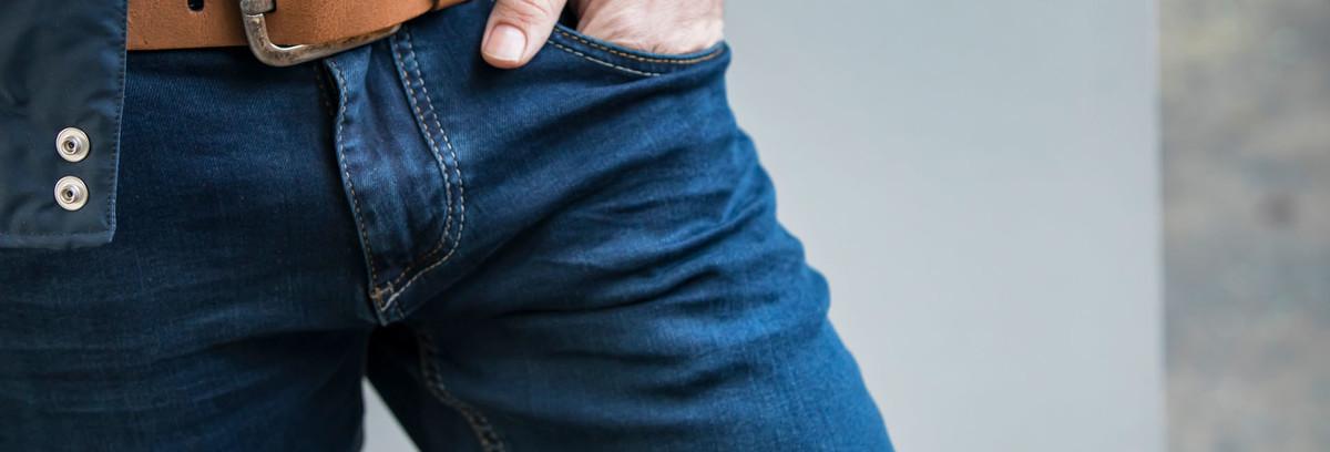 4 x Brams Paris spijkerbroeken in de spotlights