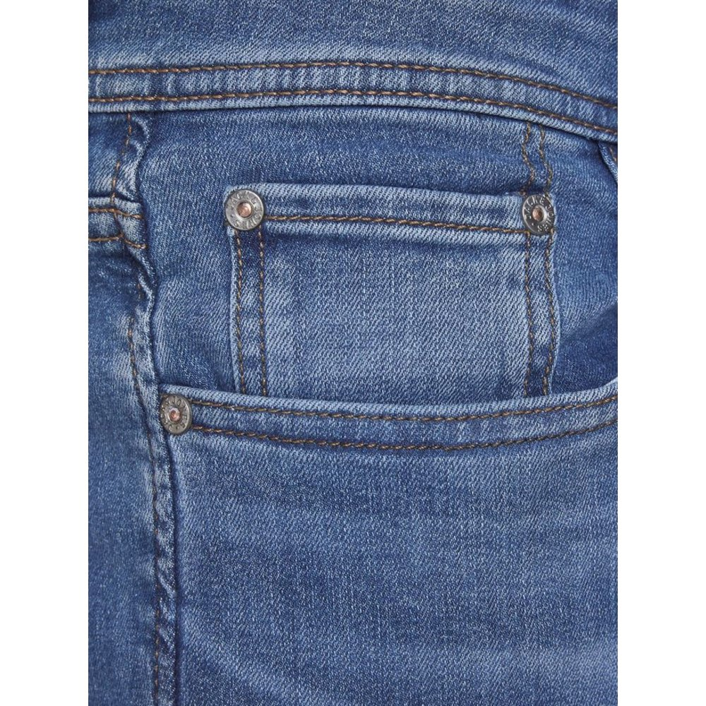 Jack and Jones Jack and Jones - Heren Jeans - Lengte 32 - Model Glenn AM 815 - Slimfit - Light Blue Denim