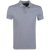 MZ72 MZ72 - Herren Polo - Pacify Sporty - Grau