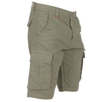 MZ72 MZ72 - Heren Bermuda - Cargo short - Friend - Army