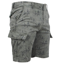 New Republic New Republic - Heren Short - Cargo - Tropical - Army