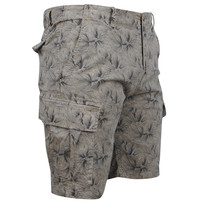 New Republic New Republic - Heren Short - Cargo - Tropical - Beige