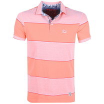 MZ72 MZ72 - Polo Homme - Pitchy - Orange