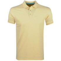 MZ72 MZ72 - Polo Homme - Pacify Fresh - Jaune