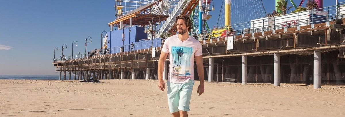 De voorjaar / zomer 2021 kledingtrends voor mannen