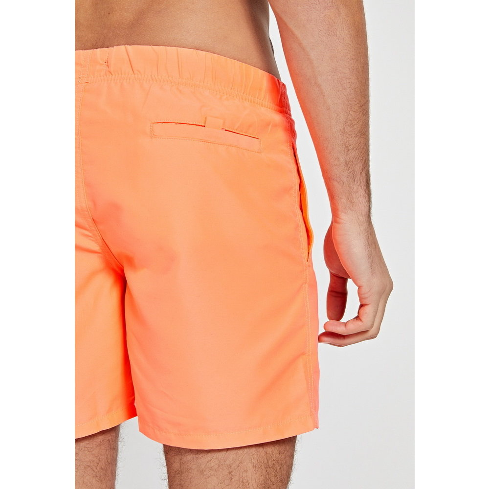 Shiwi Shiwi - Heren Zwembroek - Solid Mike - recycled polyester - Neon Orange