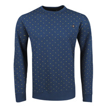 Twinlife  Twinlife - Pull pour homme - Marine