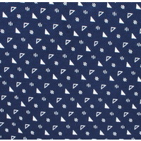 New Republic Refusion - Polo Homme - Model Stanwix - Navy
