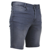 Brams Paris Brams Paris - Short pour homme - Jordy - Denim Grey