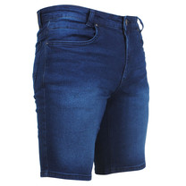Brams Paris Brams Paris - Short pour homme - Jordy -  Dark Bleu