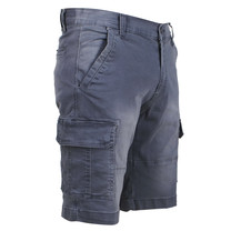 Brams Paris Brams Paris - Short pour homme - Jan - Denim Grey