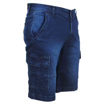 Brams Paris Brams Paris - Short pour homme - Jan - Dark bleu