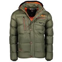Geographical Norway Geographical Norway - Heren  Winterjas - Citernier - Army