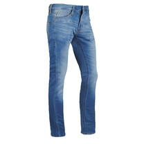 Mustang  Mustang - Men's Jeans - Length 32  - Tapered fit - Stretch - Oregon - Light blue