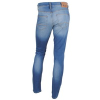 Mustang  Mustang - Heren Jeans - Lengte 32 - Tapered fit - Stretch - Oregon - Lichtblauw