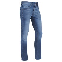 Mustang  Mustang - Jeans pour hommes - Longueur 32 - Tapered fit - Stretch - Oregon - Bleu