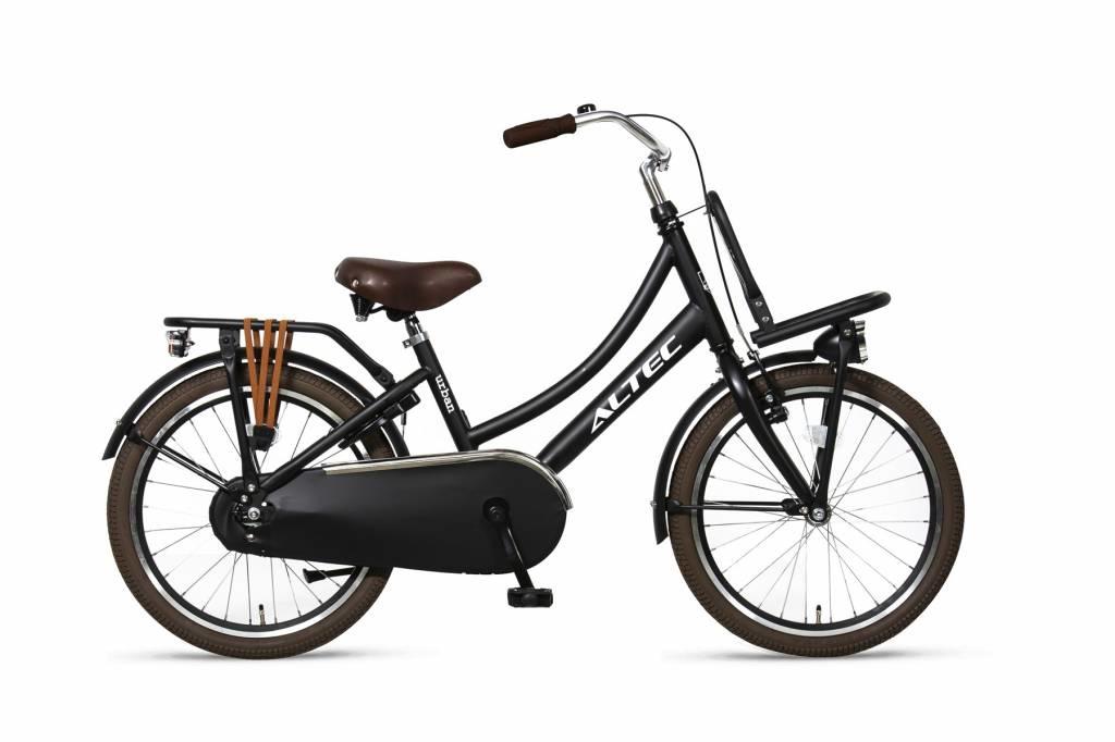 Altec Urban Transportfiets 20 inch Zwart online kopen