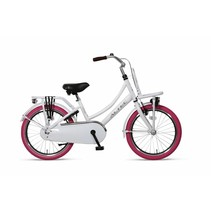 Altec Urban Transportfiets 20 inch Pearl White