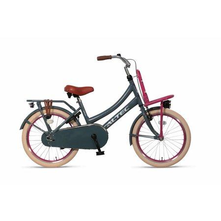 Altec Urban Transportfiets 20 inch  Gray/Pink
