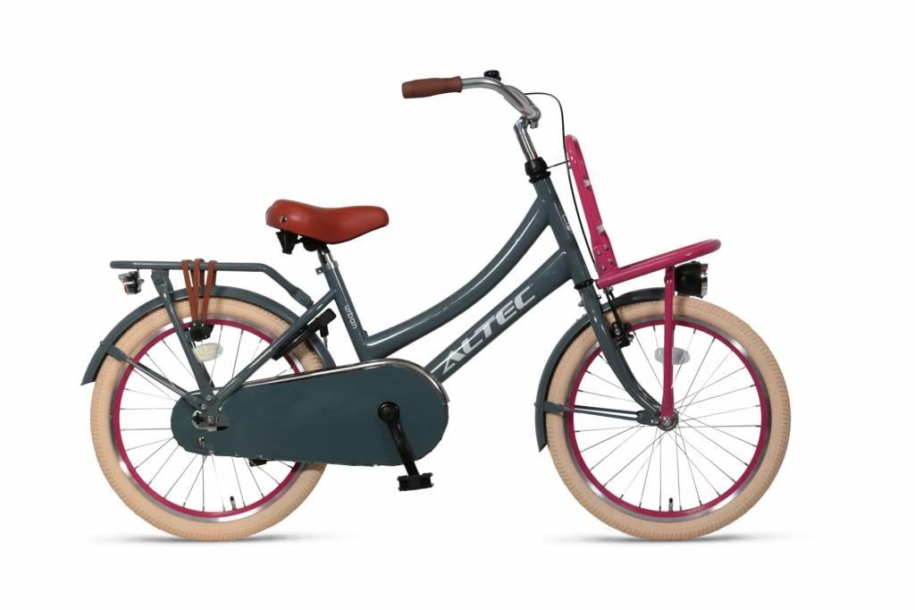 Altec Urban Transportfiets 20 inch Gray/Pink online kopen
