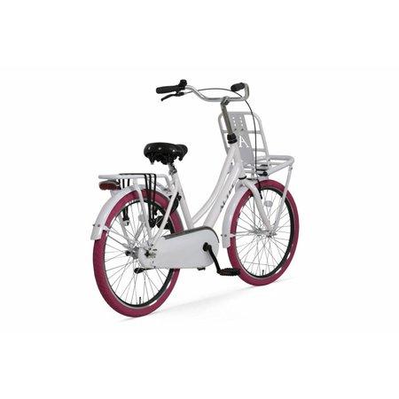 Altec Urban Transportfiets  22 inch Pearl White