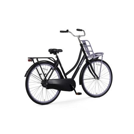 Altec Classic 28 inch Transportfiets Zwart Paars