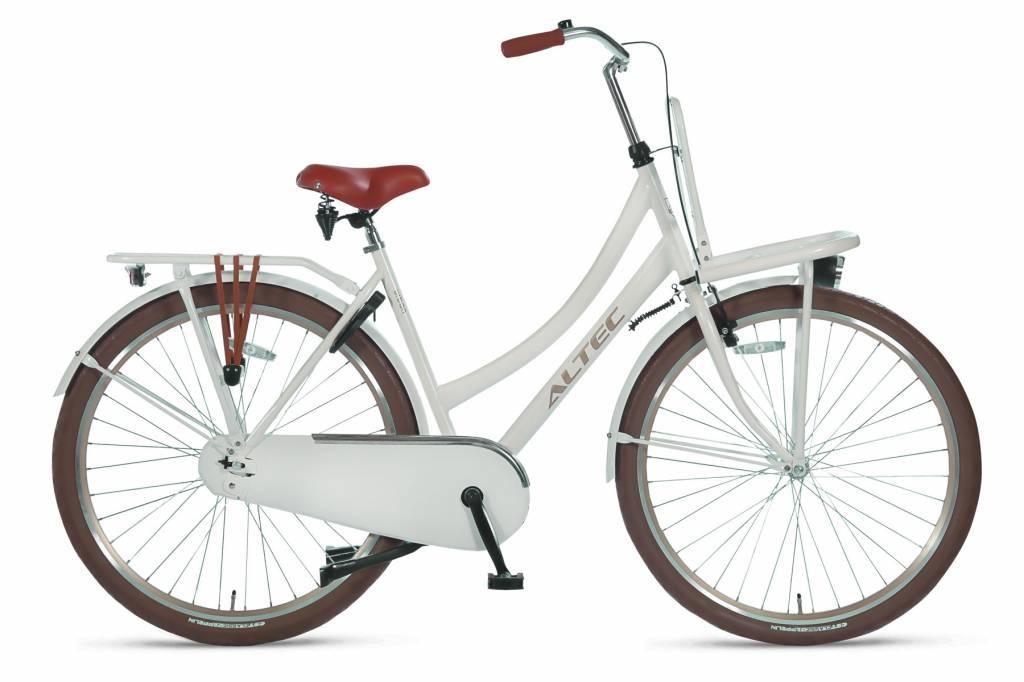 Altec Urban Transportfiets 28 inch 53cm Pearl White