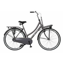 Altec Urban Transportfiets 28 inch Dames 53cm Slate Grey