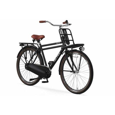 Altec Urban Transportfiets 28 inch Heren 55cm Zwart