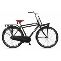 Altec Urban Transportfiets 28inch Heren 63cm Zwart