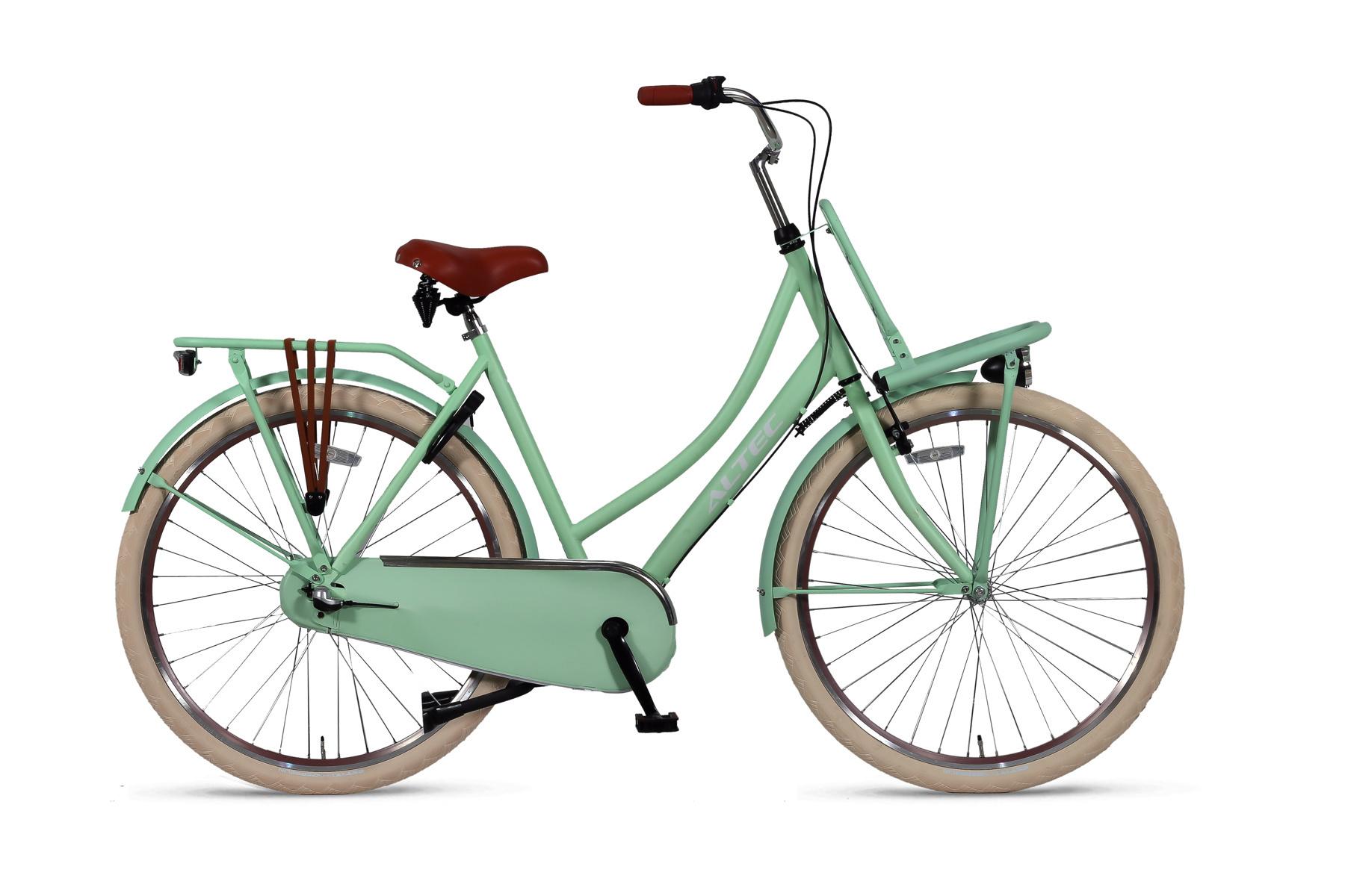 Altec Dutch Transportfiets 28 inch 3 versnellingen 57cm Mint Green online kopen