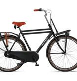 Altec Dutch Transportfiets 28 inch Heren 55cm Zwart