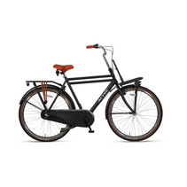 Altec Dutch Transportfiets 28 inch Heren 55cm Zwart