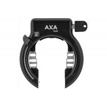 Axa Solid Ringslot Zwart 3022