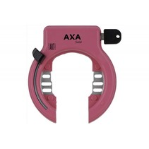 Axa Solid Ringslot Roze 4685