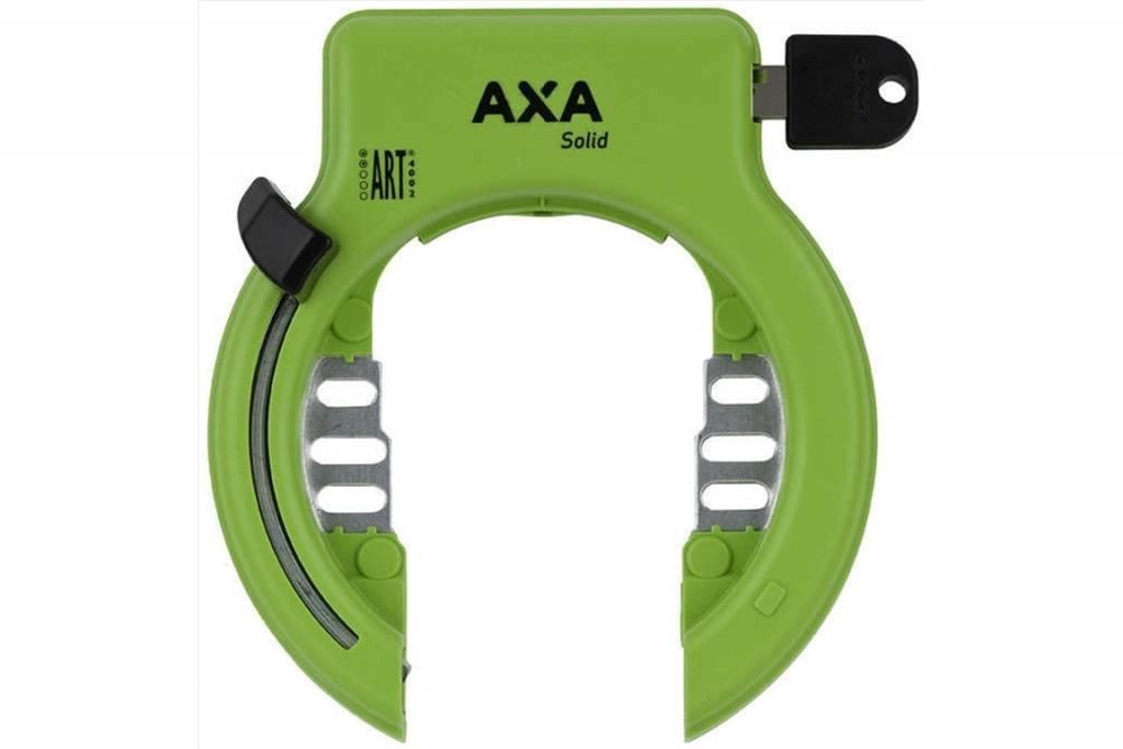 Axa Solid Ringslot Groen 4661