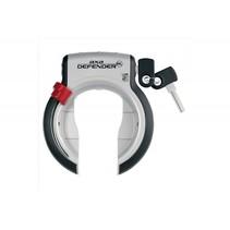 Axa Defender Ringslot Grijs vaste sleutel 7720