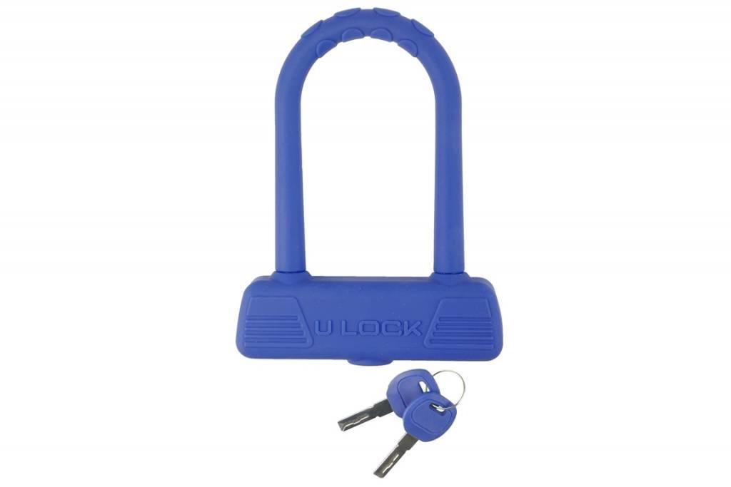 Beugelslot B189 231084 Blauw