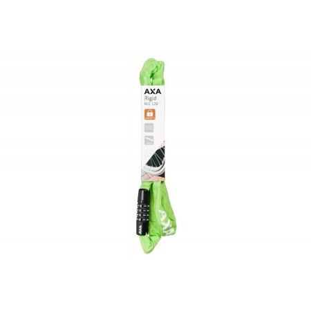 Axa Rigid RCC Ketting cijferslot 120 Groen 0148/2409