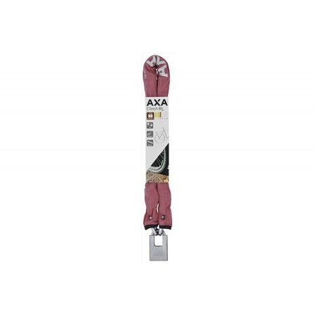 Axa Clinch Kettingslot 85 Roze 9384 /5829