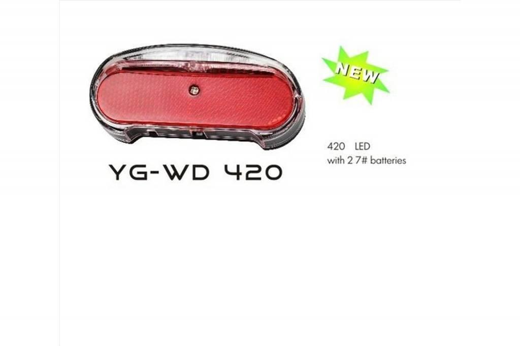 Achterlicht  YG-WD420   werkplaatsverpakking