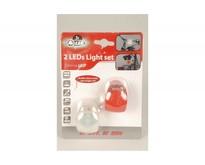 Fietsverlichting set Led Siliconen Lifetime 31298