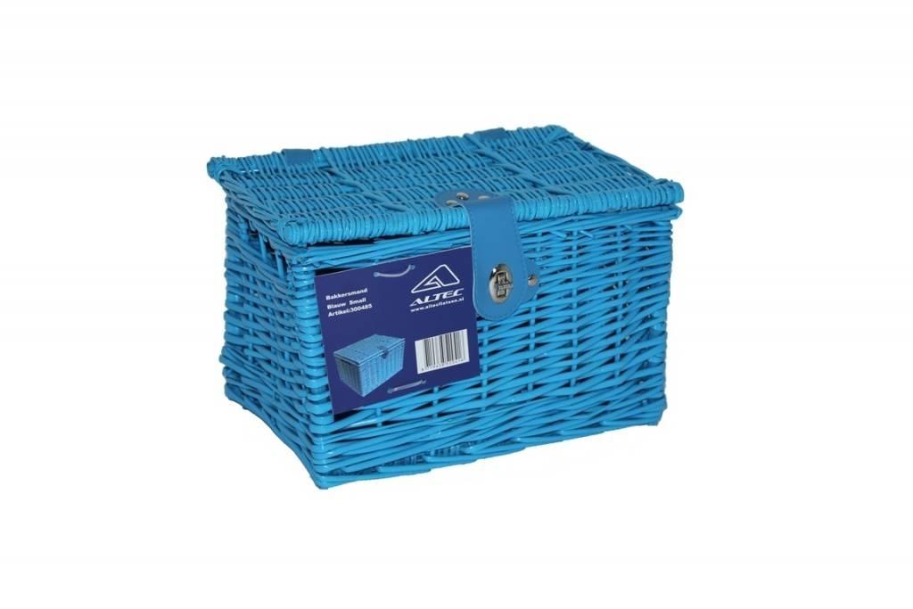 Bakkersmand Blauw Small 32x23x21