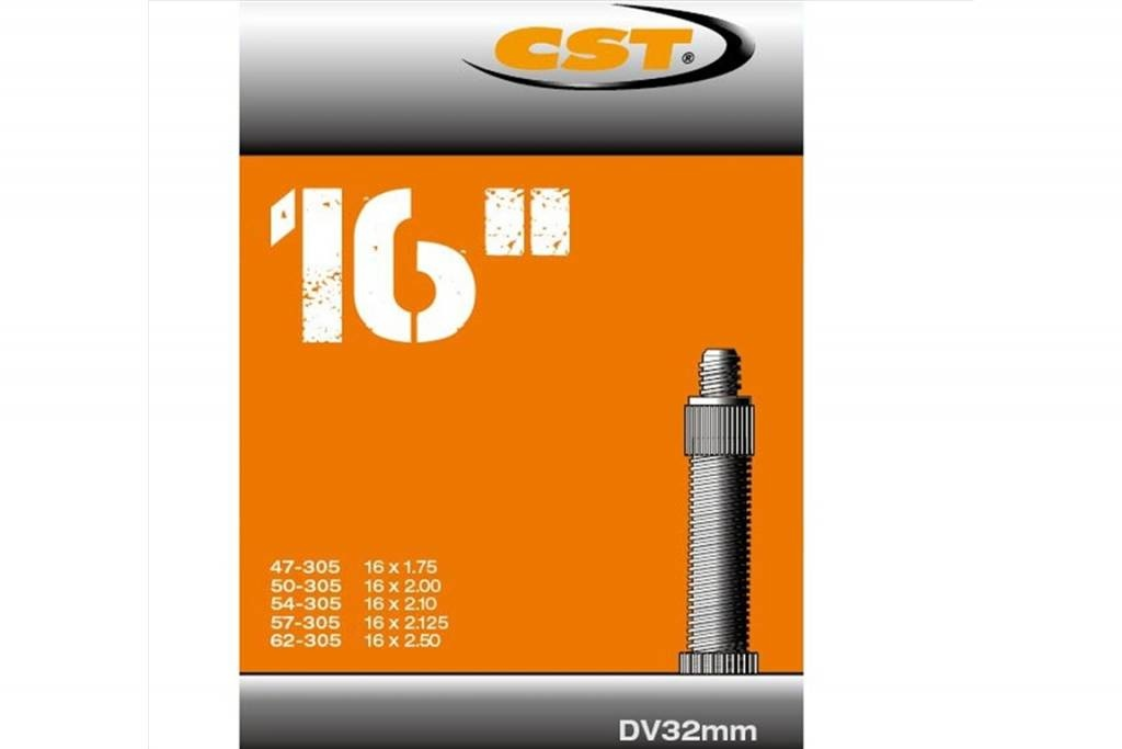 CST Binnenband 16 inch HV  070302 winkelverpakking