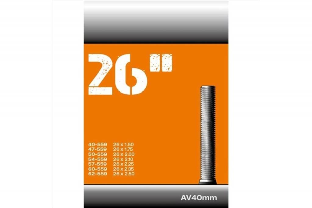 CST Binnenband 26 inch AV 071201 winkelverpakking