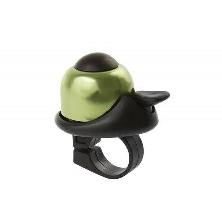 Fietsbel Aluminium 420145 XL Dezibel Groen