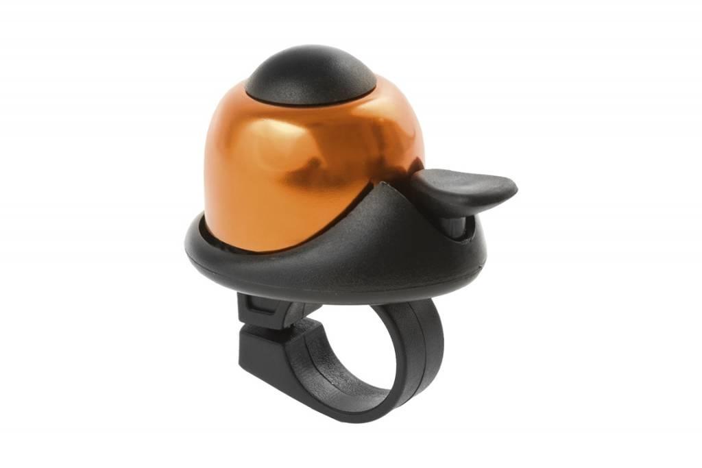 Fietsbel Aluminium 420147 XL Dezibel Oranje