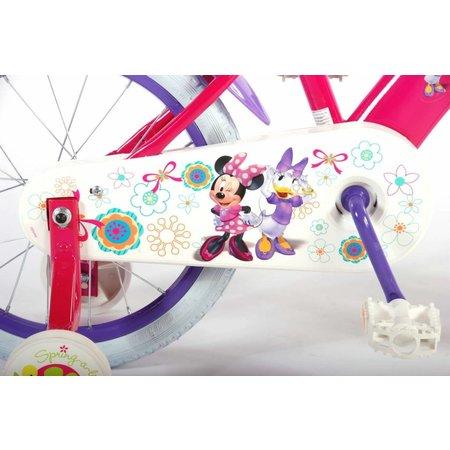 Volare Disney Minnie Bow-Tique 16 inch Meisjesfiets (terugtraprem)